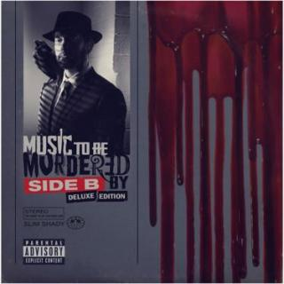MUSIC TO BE...SIDE B - EMINEM [CD album]